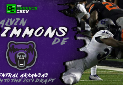 Dalvin Simmons: 2019 Draft Prospect Interview