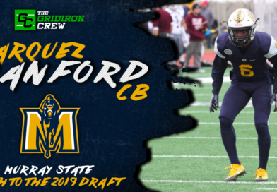 Marquez Sanford: 2019 Draft Prospect Interview