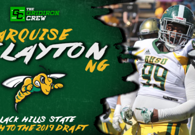 Marquise Clayton: 2019 Draft Prospect Interview