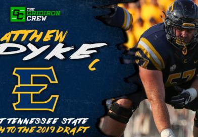 Matthew Pyke: 2019 Draft Prospect Interview