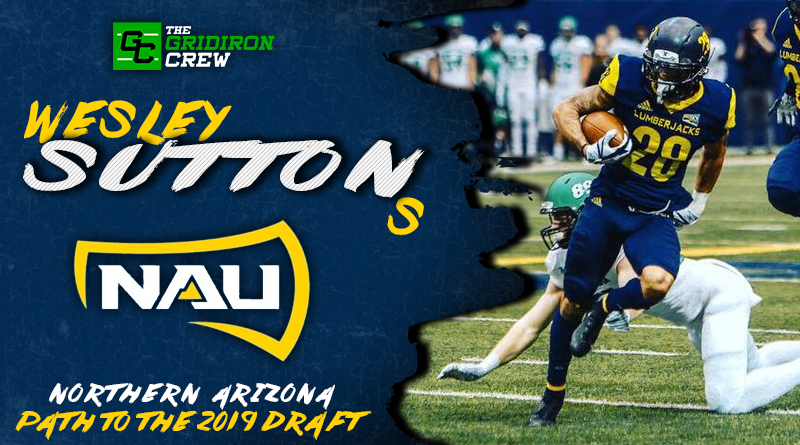 Wesley Sutton: 2019 Draft Prospect Interview