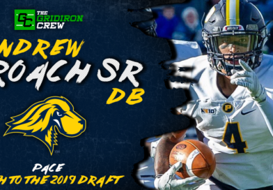 Andrew Roach Sr: 2019 Draft Prospect Interview