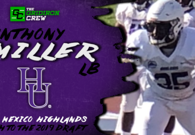 Anthony Miller: 2019 Draft Prospect Interview