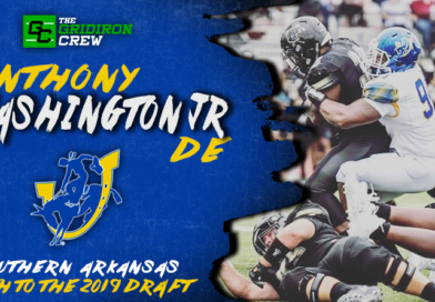 Anthony Washington Jr: 2019 Draft Prospect Interview