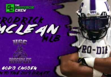 Brodrick Mclean: 2019 Draft Prospect Interview