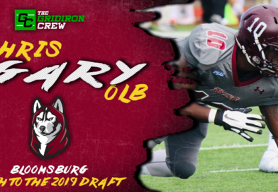Chris Gary: 2019 Draft Prospect Interview