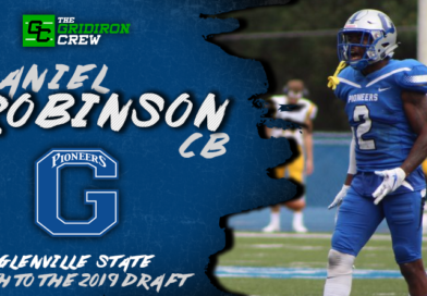 Daniel Robinson: 2019 Draft Prospect Interview