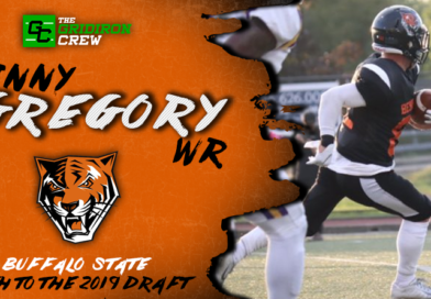 Vinny Gregory: 2019 Draft Prospect Interview