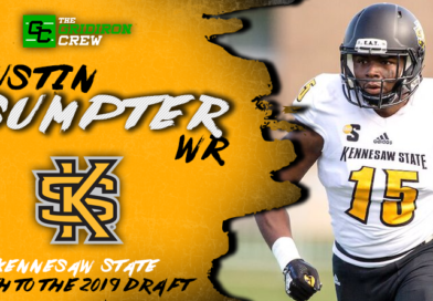 Justin Sumpter: 2019 Draft Prospect Interview