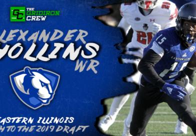 Alexander Hollins: 2019 Draft Prospect Interview