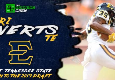 Ari Werts: 2019 Draft Prospect Interview