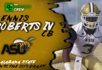 Dennis Roberts IV: 2019 Draft Prospect Interview