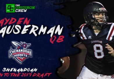 Hayden Bauserman: 2019 Draft Prospect Interview