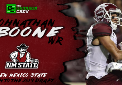 Johnathan Boone: 2019 Draft Prospect Interview