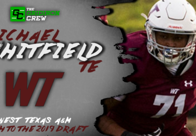 Michael Whitfield: 2019 Draft Prospect Interview