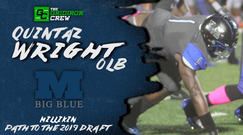 Quintaz Wright: 2019 Draft Prospect Interview