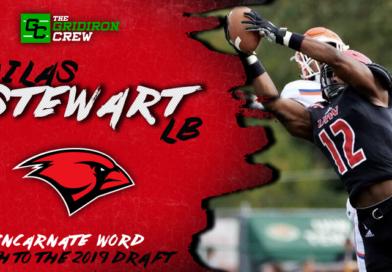 Silas Stewart: 2019 Draft Prospect Interview
