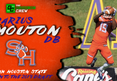 Darius Mouton: 2019 Draft Prospect Interview