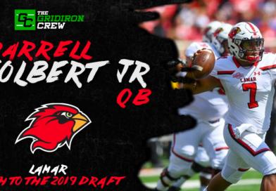 Darrell Colbert Jr: 2019 Draft Prospect Interview