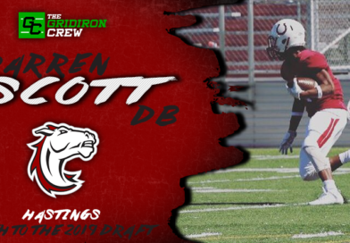 Darren Scott: 2019 Draft Prospect Interview