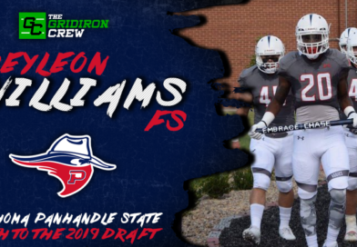 Deyleon Williams: 2019 Draft Prospect Interview