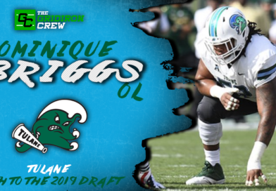 Dominique Briggs: 2019 Draft Prospect Interview