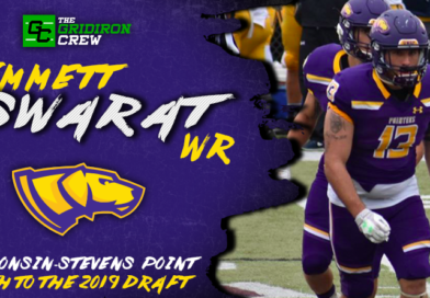Emmett Swarat: 2019 Draft Prospect Interview