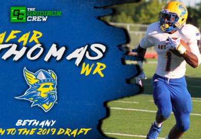Jafar Thomas: 2019 Draft Prospect Interview