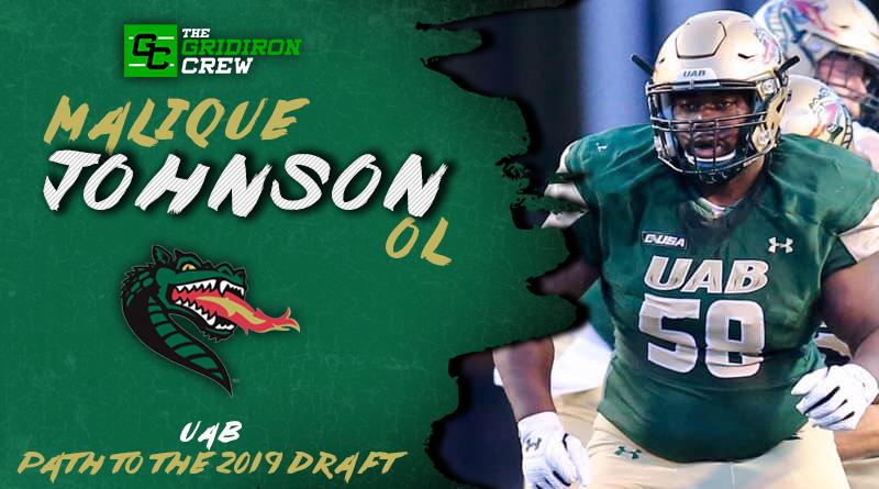 Malique Johnson: 2019 Draft Prospect Interview