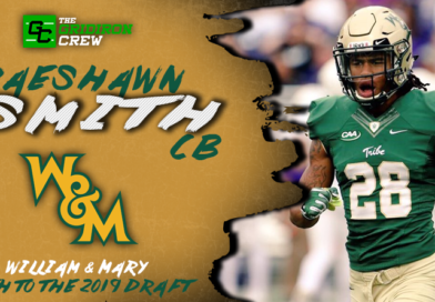 Raeshawn Smith: 2019 Draft Prospect Interview