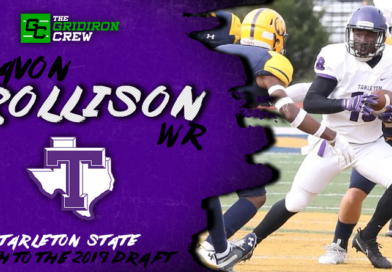 Savon Rollison: 2019 Draft Prospect Interview