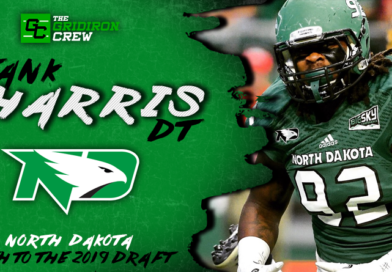 Tank Harris: 2019 Draft Prospect Interview