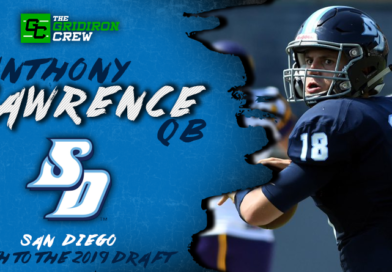 Anthony Lawrence: 2019 Draft Prospect Interview