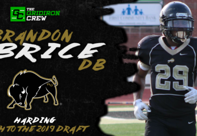 Brandon Brice: 2019 Draft Prospect Interview