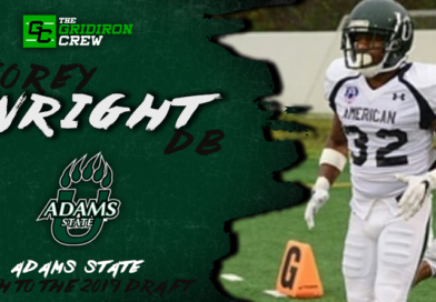 Corey Wright: 2019 Draft Prospect Interview