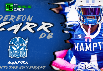 Dereon Carr: 2019 Draft Prospect Interview