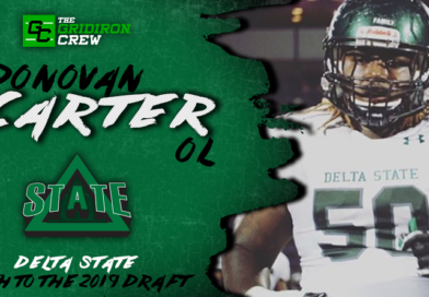 Donovan Carter: 2019 Draft Prospect Interview
