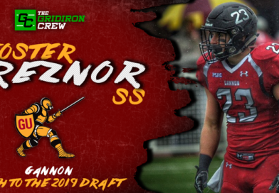 Foster Reznor: 2019 Draft Prospect Interview