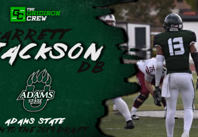 Garrett Jackson: 2019 Draft Prospect Interview