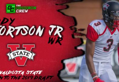 Jody Fortson Jr: 2019 Draft Prospect Interview