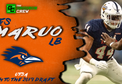 Les Maruo: 2019 Draft Prospect Interview