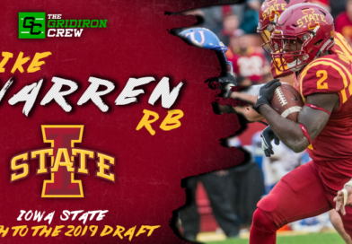 Mike Warren: 2019 Draft Prospect Interview