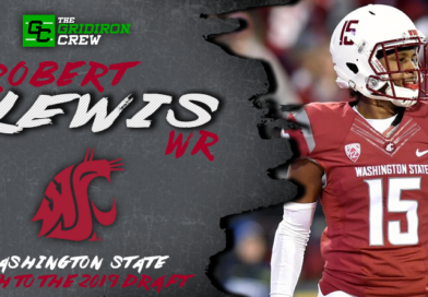 Robert Lewis: 2019 Draft Prospect Interview