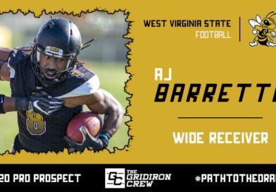 AJ Barrette: 2020 Pro Prospect Interview