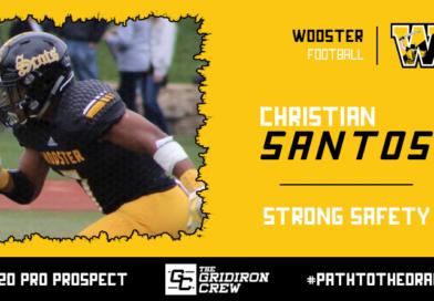 Christian Santos: 2020 Pro Prospect Interview