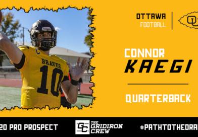 Connor Kaegi: 2020 Pro Prospect Interview