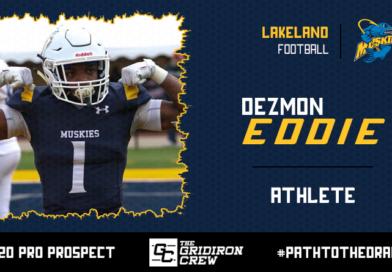 Dezmon Eddie: 2020 Pro Prospect Interview