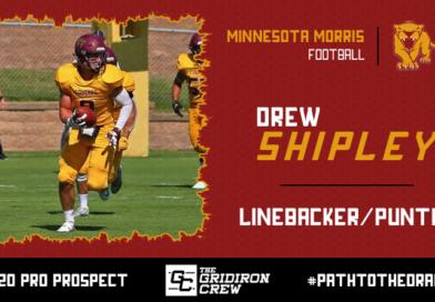 Drew Shipley: 2020 Pro Prospect Interview