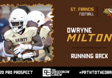 Dwayne Milton: 2020 Pro Prospect Interview