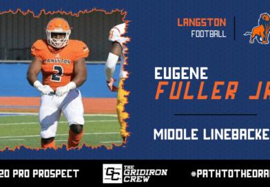Eugene Fuller Jr: 2020 Pro Prospect Interview